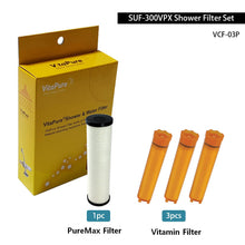 Load image into Gallery viewer, [VCF-03P] PureMax & Vitamin C Filter Set for a SUF-300VPX
