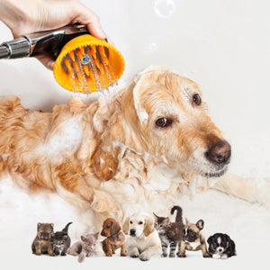 [MPS-50D] Modison Pet shower head _ White Dog