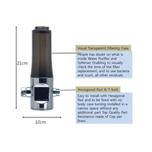 Load image into Gallery viewer, [SUF-200P] VitaPure inline PureMax water filter for a shower