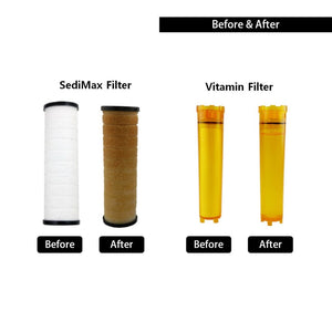[Chlorine & Rust Filter] Vitapure Suf-300Vip Water Filter For A Shower Shower