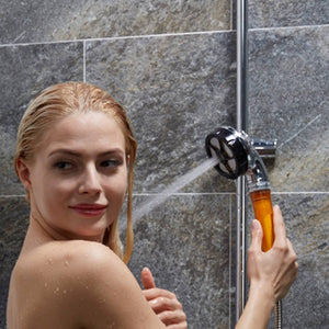 [Chlorine filter] Tornado Vitamin C Shower Head (Chrome) _ Duschkopf (Chrom)