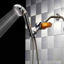 Load image into Gallery viewer, [Chlorine Filter] Turbo Vitamin C Shower Head (Chrome) _ Duschkopf (Chrom) Head