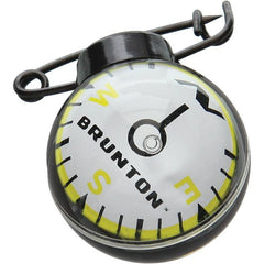 Brunton Globe Pin-On Ball Compass
