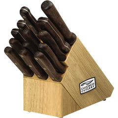 Chicago Cutlery Walnut Tradition 14 Piece Set