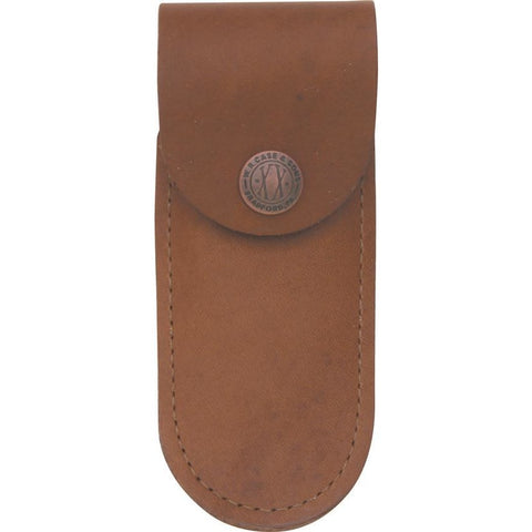 Case Cutlery Soft Leather Belt Sheath