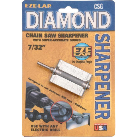 Eze-Lap Diamond Chain Saw Sharpener