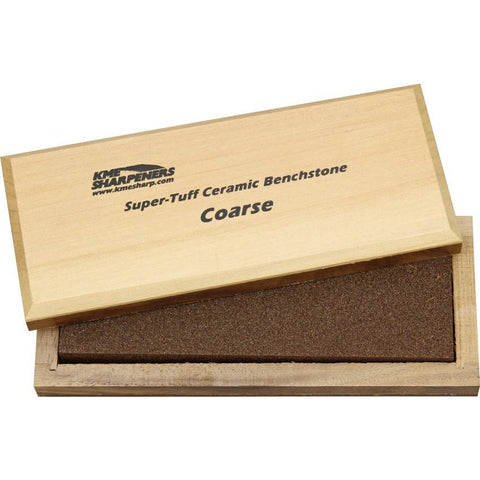 KME Sharpeners Bench Stone Coarse Grit