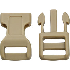 Knotty Boys Buckle - Coyote