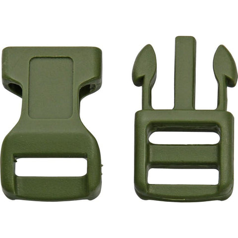 Knotty Boys Buckle - OD Green