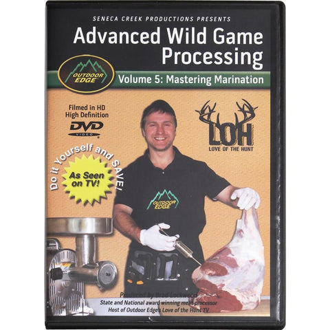 Outdoor Edge Advanced Wild Game Processing
