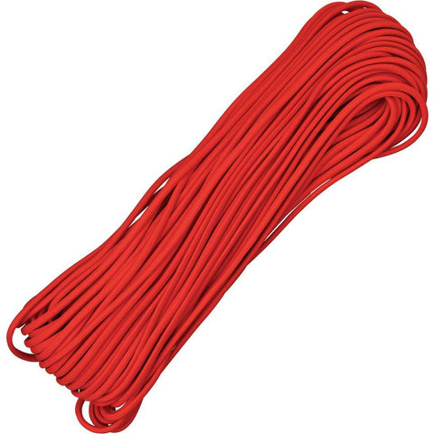 Parachute Cord Parachute Cord Red 100 ft