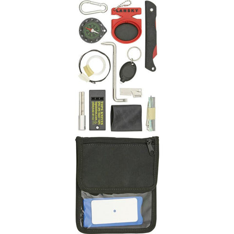 TOPS Survival Neck Wallet