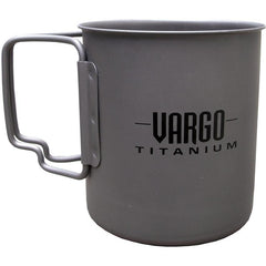 Vargo Titanium Travel Mug