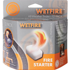 UST WetFire Fire Starting Tinder