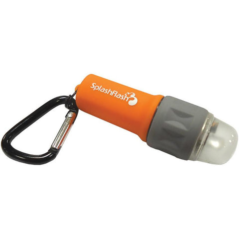 UST Splash Flash LED Orange