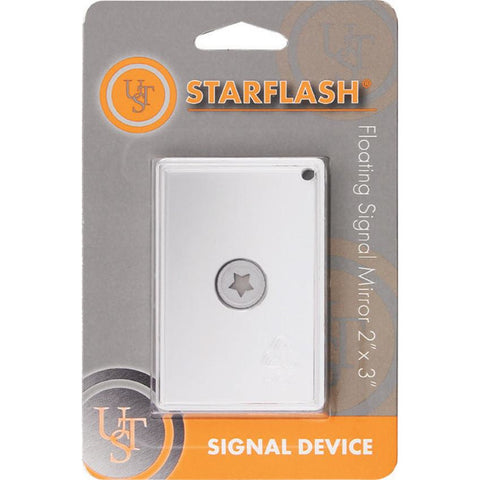 UST Star Flash Signal Mirror