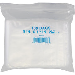 Recloseable Bags