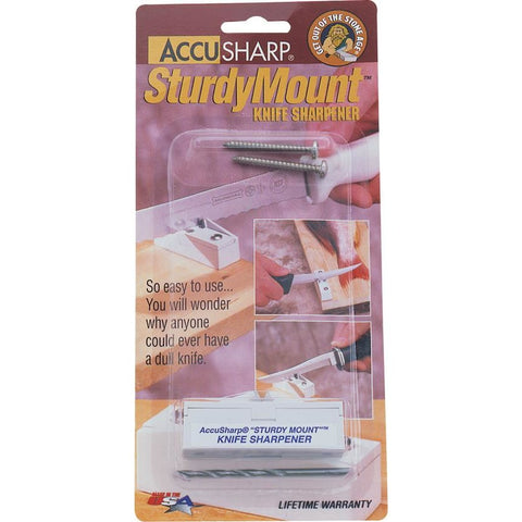 AccuSharp Sturdy Mount Knife Sharpener