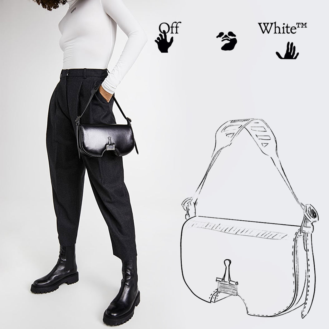 off-white   shop at galleria di lux   luxury handbags, shoes, belts, clothings and more