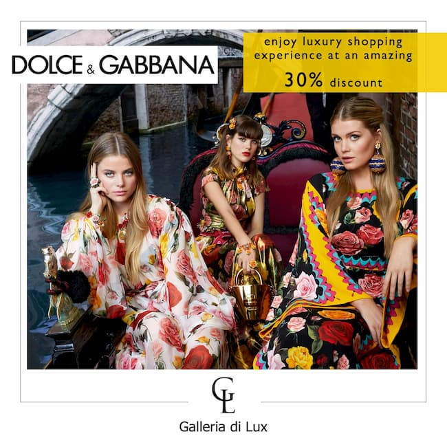 dolce & gabbana | shop at galleria di lux | luxury handbags, shoes, belts, clothings and more