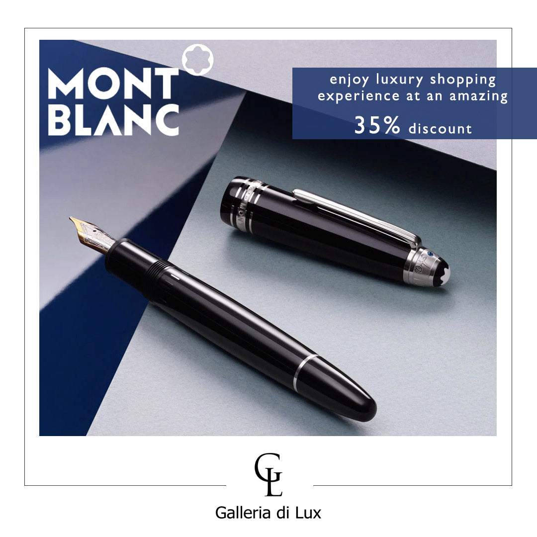 mont blanc | shop at galleria di lux | luxury handbags, shoes, belts, clothings and more