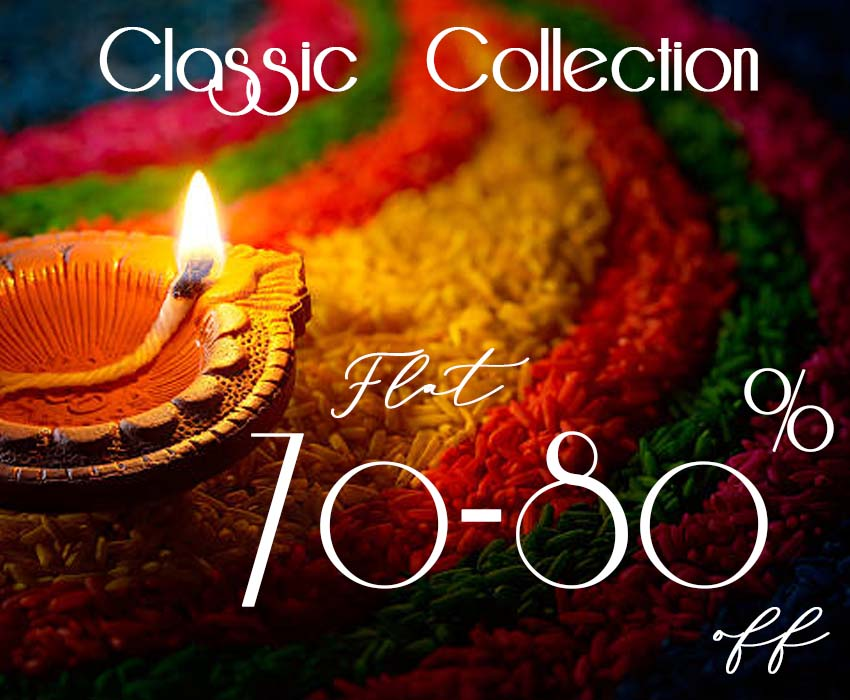 Diwali Sale 2021 Classic Collection