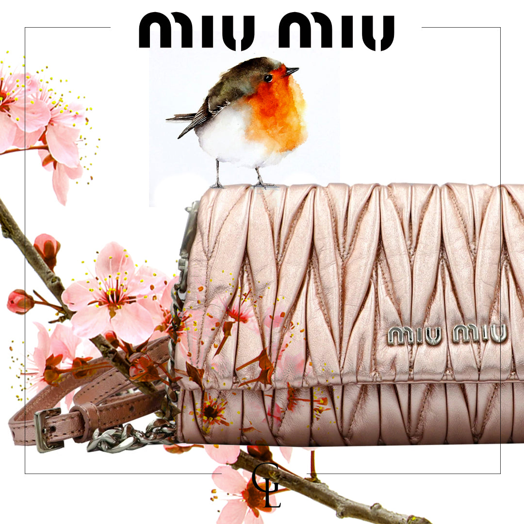 MIU MIU | shop at galleria di lux | luxury handbags, shoes, belts, clothings and more