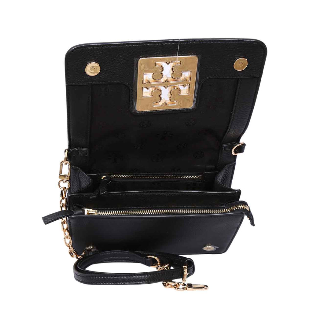 TORY BURCH BRITTEN COMBO CROSS-BODY  BAG