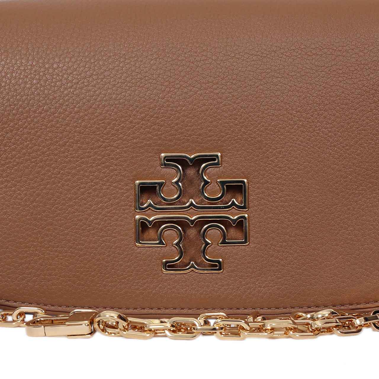 TORY BURCH BRITTEN CLUTCH CHAIN CROSS-BODY BAG