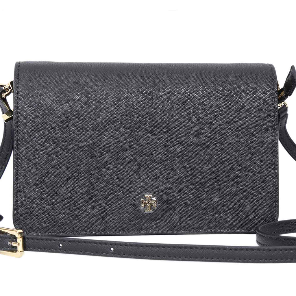 TORY BURCH YORK COMBO CROSS-BODY CLUTCH BAG