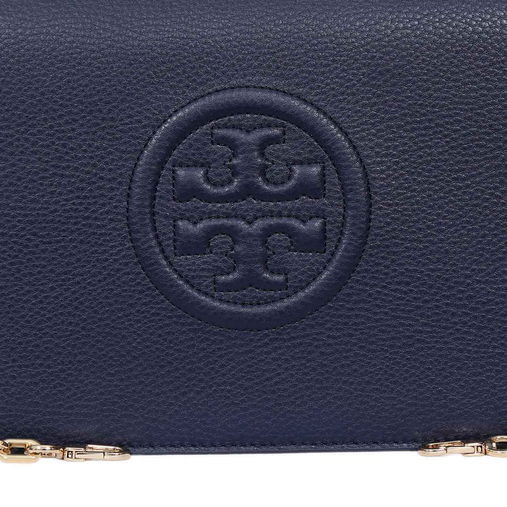 TORY BURCH BOMBE CONVERTIBLE EAST-WEST CLUTCH BAG