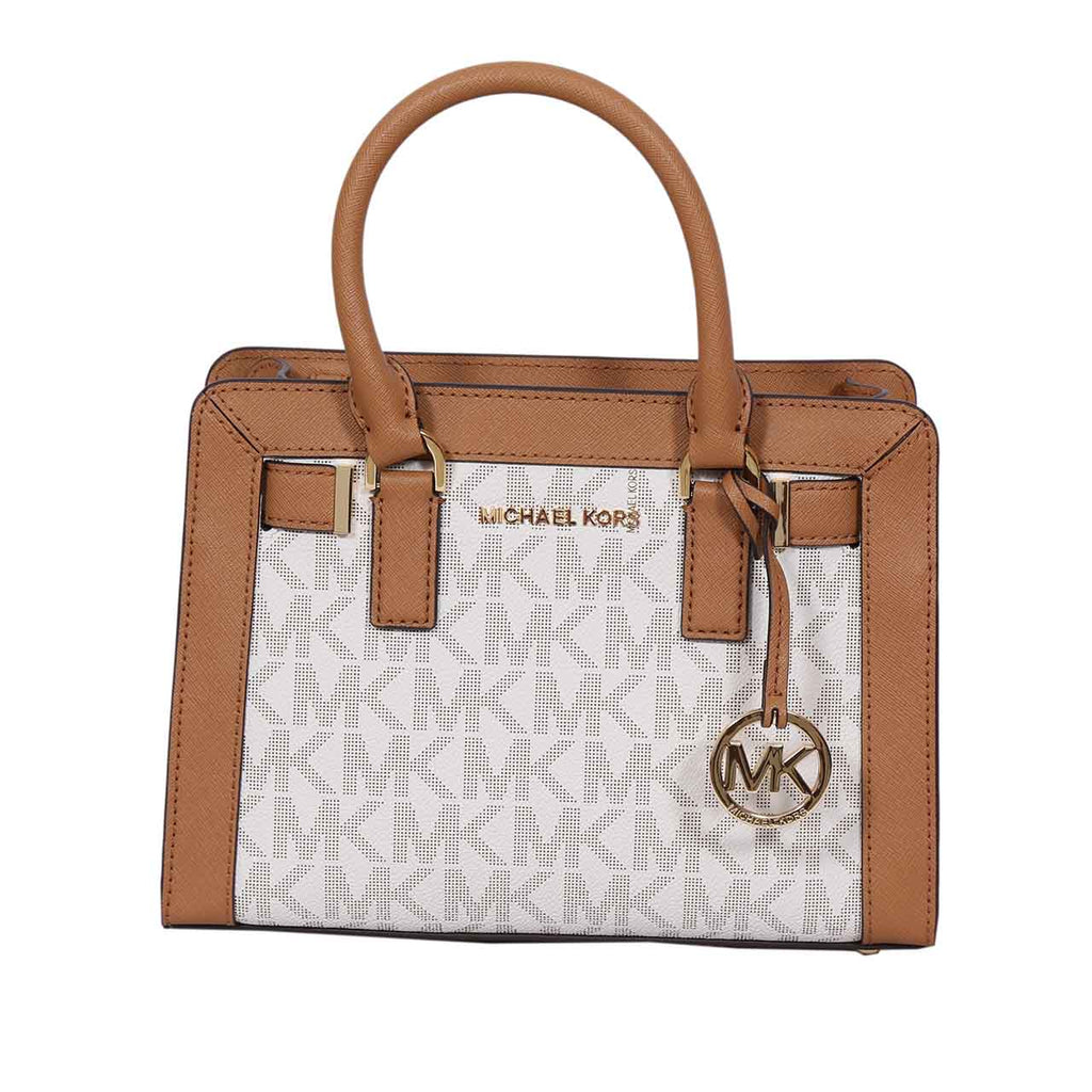 d0d469e68059 MICHAEL KORS DILLON LARGE CARRYALL SATCHEL – Galleria di Lux