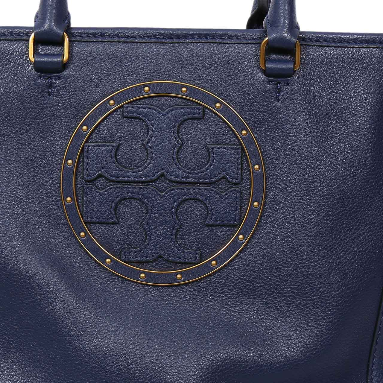 TORY BURCH STUD SMALL SATCHEL
