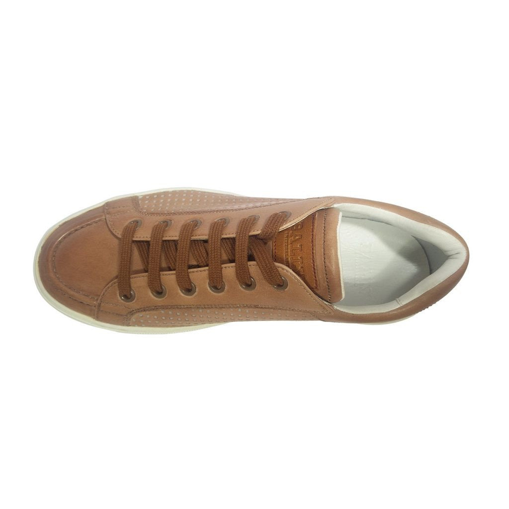 Bally Enny Men's Lace Up Trainers