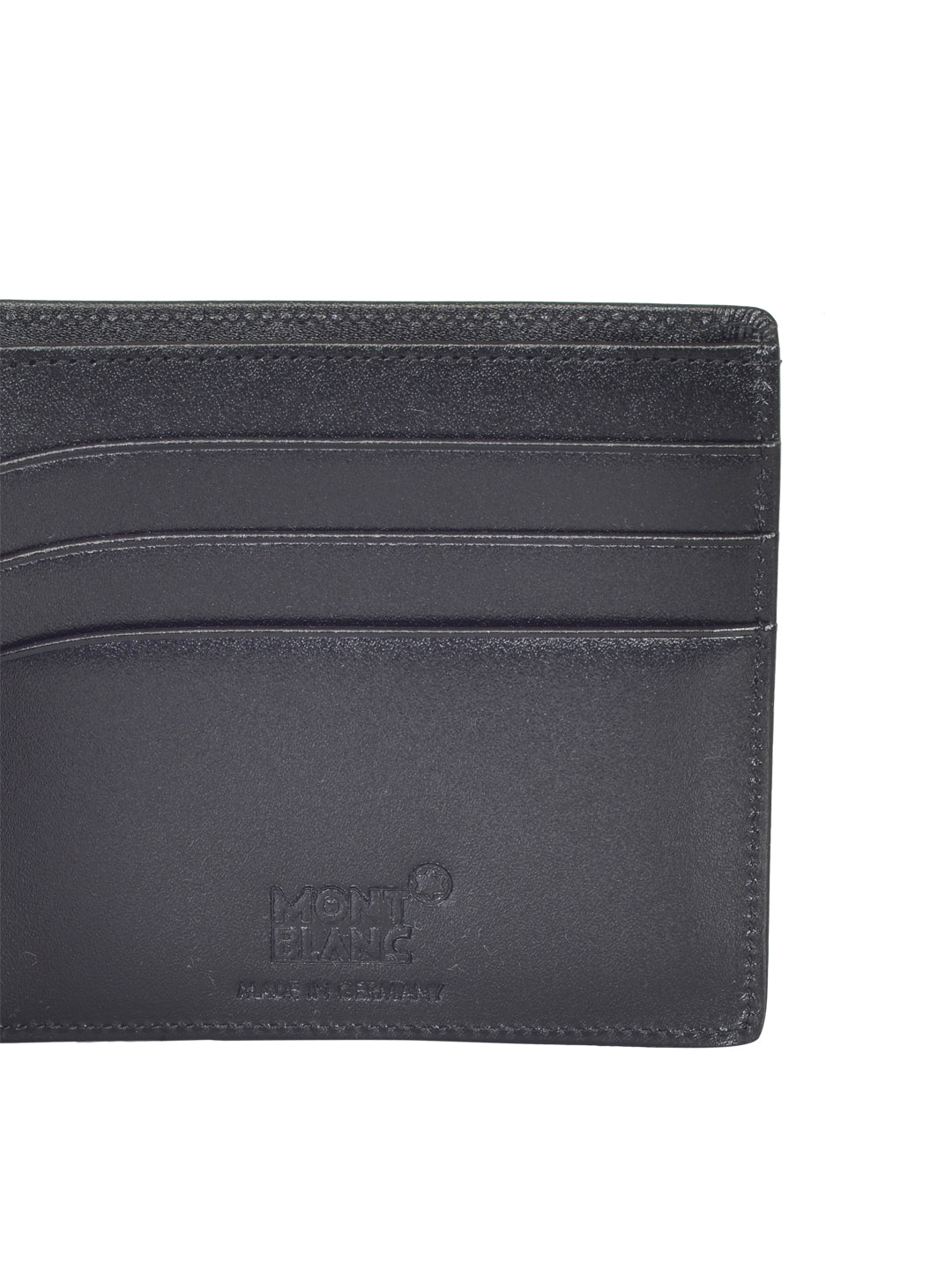 MONT BLANC MEN'S Meisterstück 8CC LEATHER WALLET