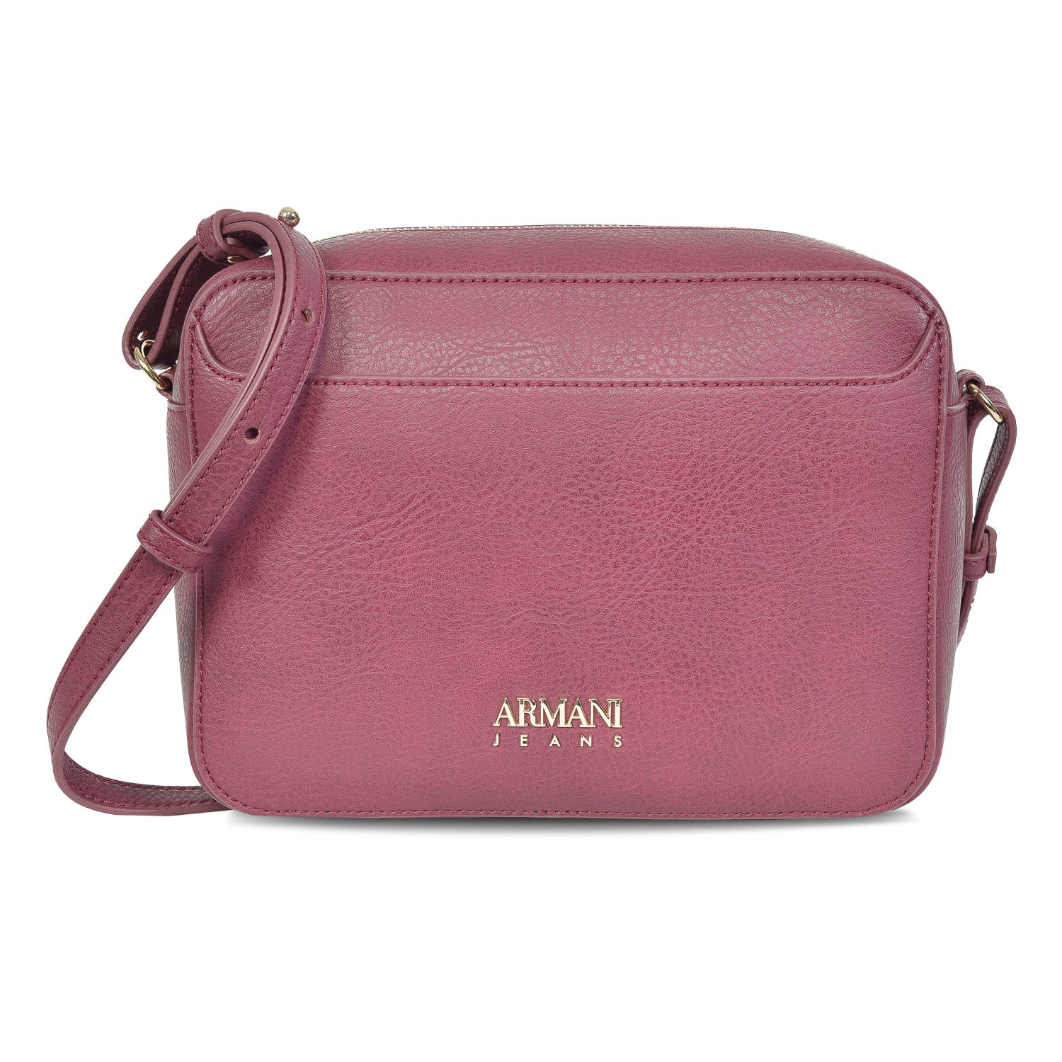 ARMANI DESIGNER WOMEN'S LEATHER MINI pouch SLING BAG
