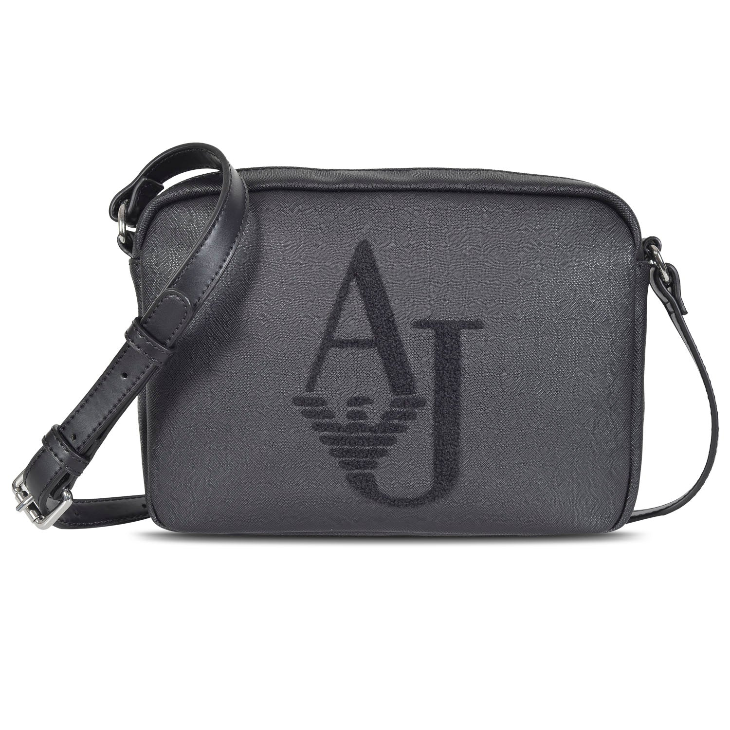 ARMANI DESIGNER WOMEN'S LEATHER pouch SLING BAG
