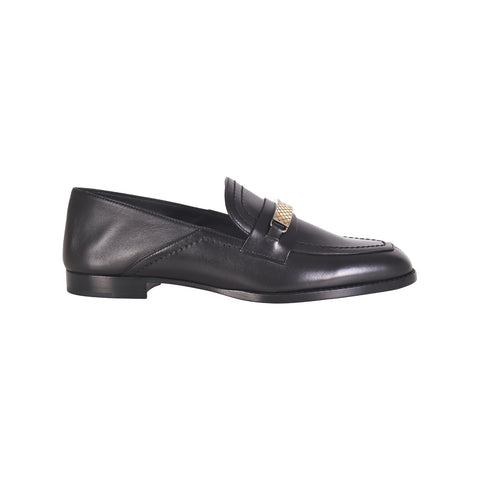 BOTTEGA VENETA Fold-Down Heel Loafers