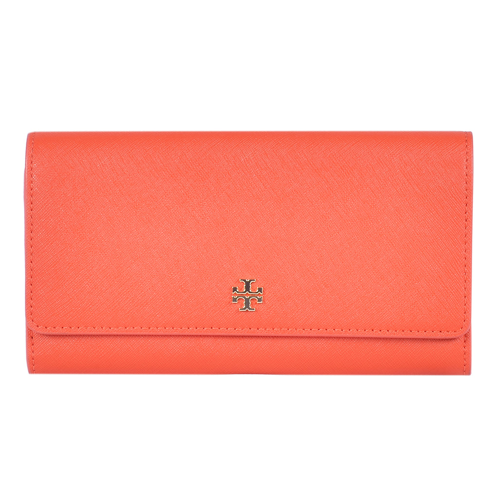 TORY BURCH EMERSON ENVELOPE CONTINENTAL WALLET