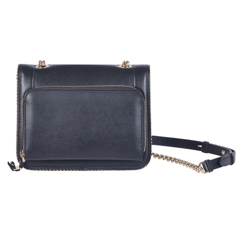SALVATORE FERRAGAMO VARA BOW BLACK BOW BAG