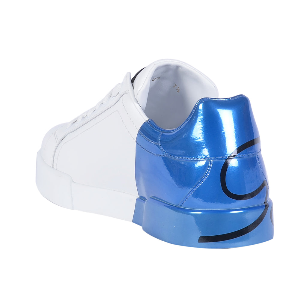 D&G Light blue Men Shoes