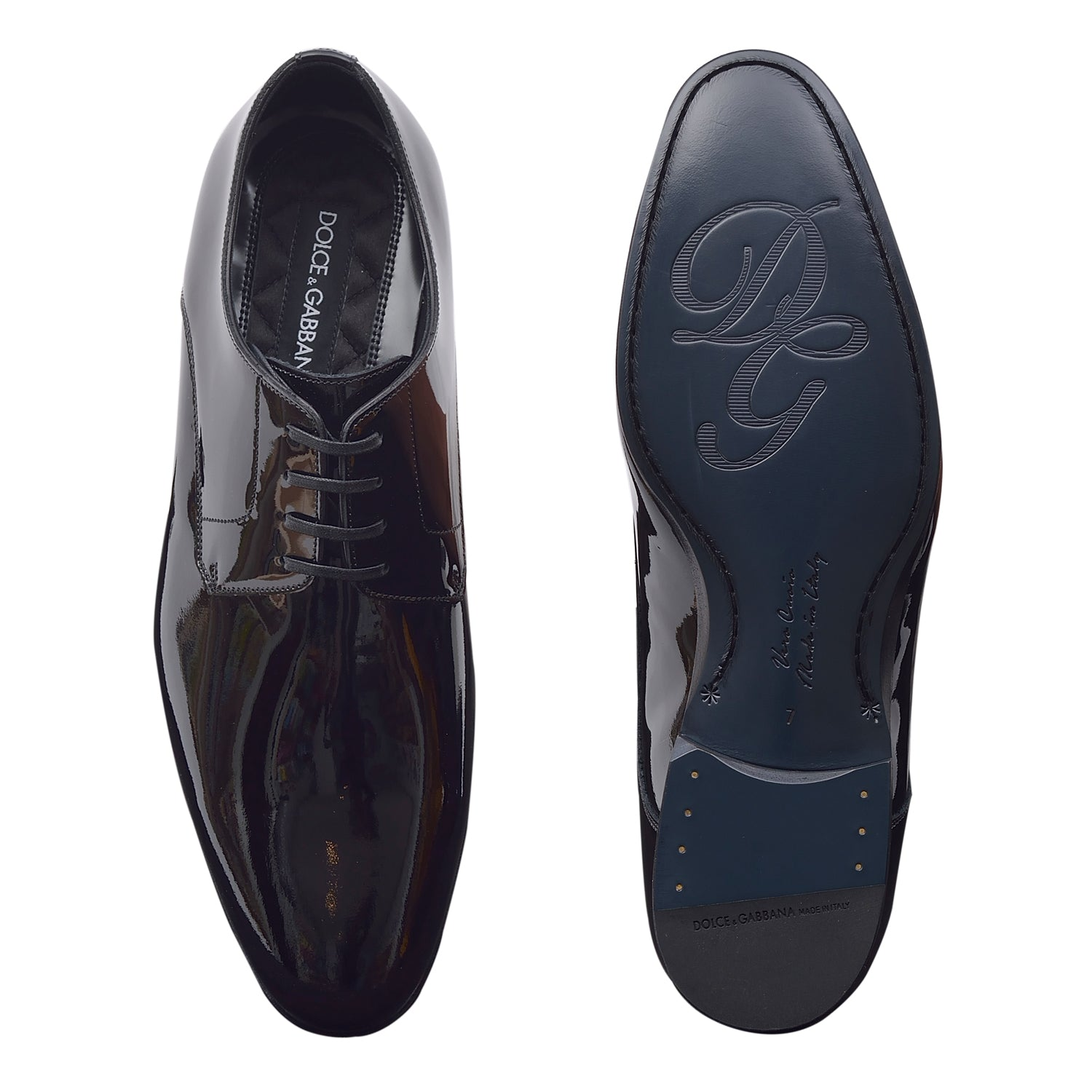 D&G Lace-up Shoes