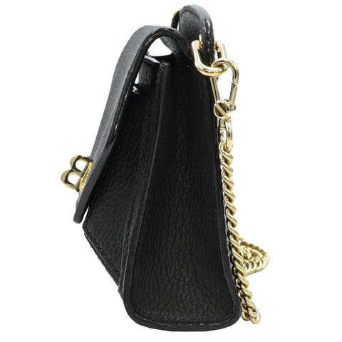 SUZY BLACK SMALL BAG