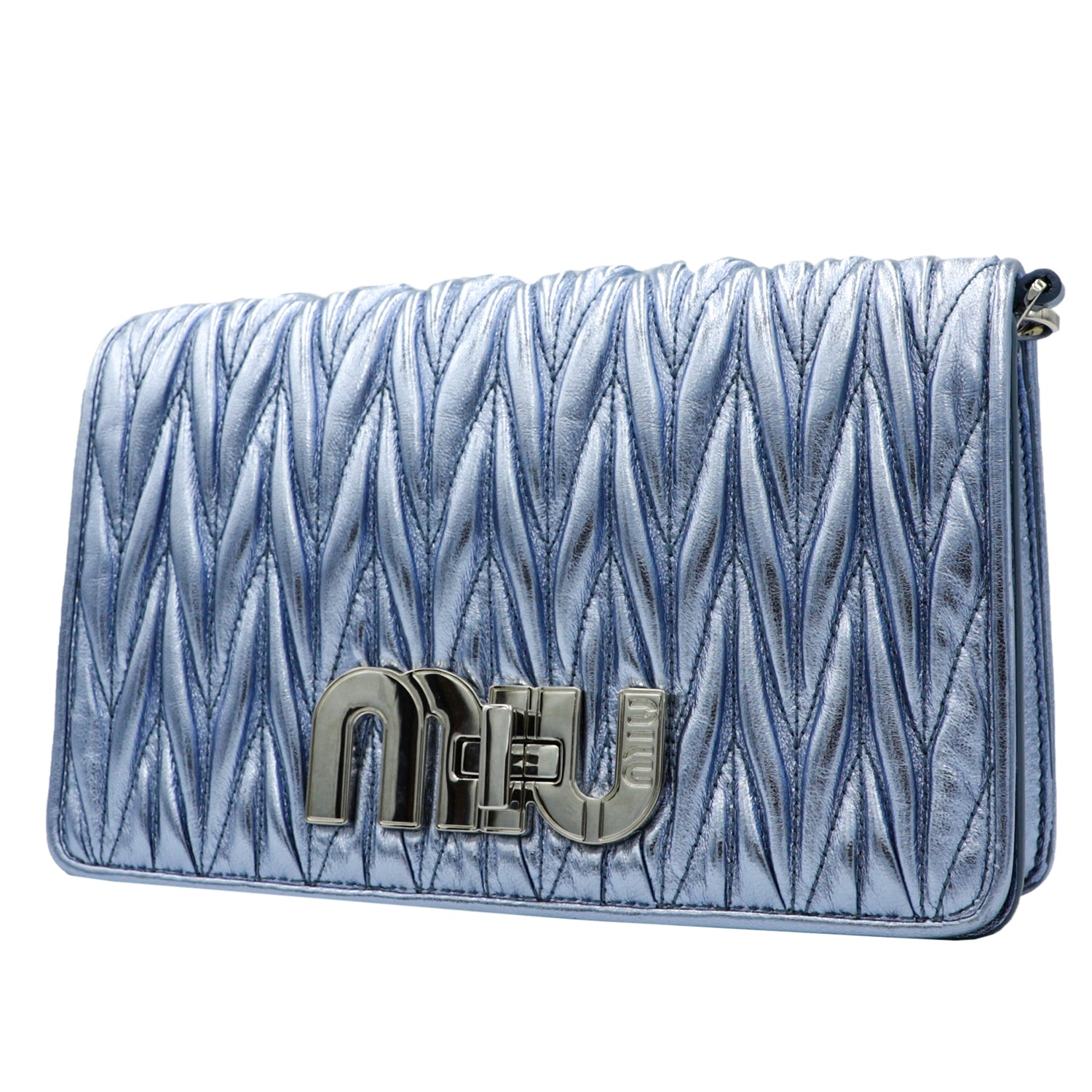 Miu Miu Delice Mordor Clutch Bag  | Shop MIU MIU Online India