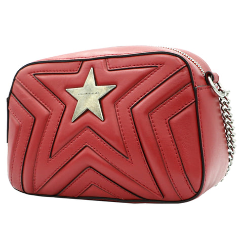 STELLA RED STAR CAMERA BAG