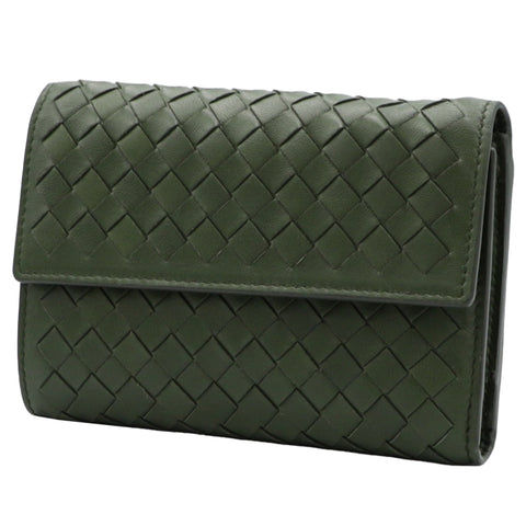 NAPPA BRAIDED NAPPA CONTINENTAL WALLET