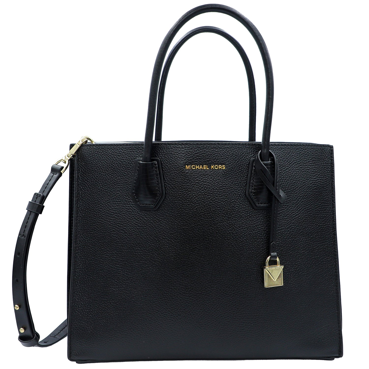 Mercer Accordian Leather Tote Bag | Shop MICHAEL KORS Online India