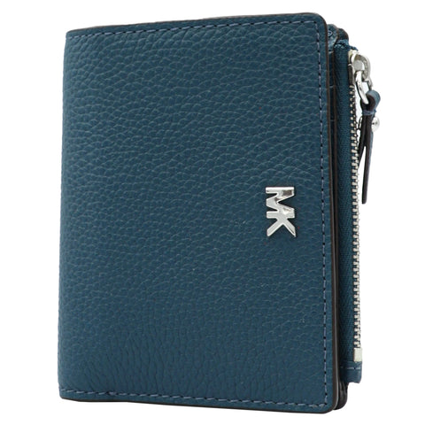MICHAEL KORS LUXETEAL TWO-FOLD WALLET