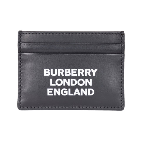 Burberry Card holder in smooth calf leather leather | Shop Luxury Card Holder Online