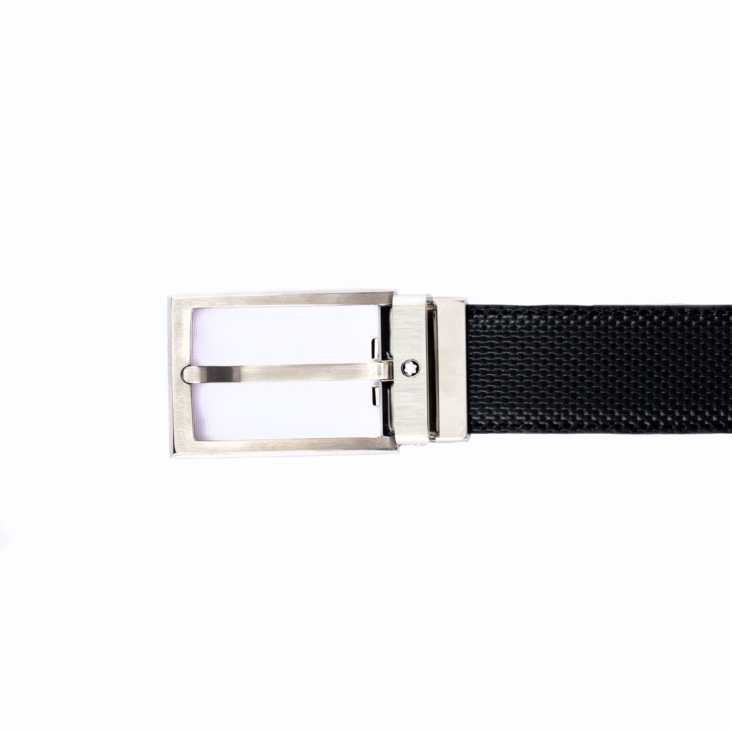 Mont Blanc Tailored Black Belt | Shop MONT BLANC Online India